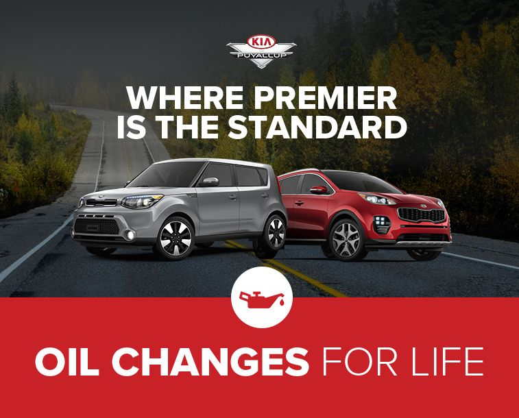 Kia of Puyallup includes, at no additional cost, our