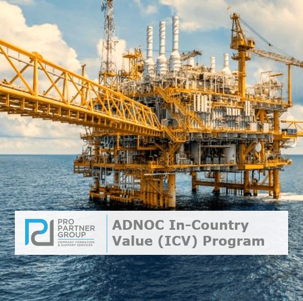 ICV Certification in Abu Dhabi Abu dhabi, Country, Oil