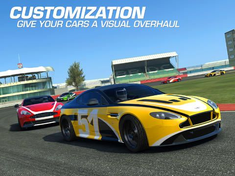 Real Racing 3 Adds Support For Game Controllers Tuning And Aston Martin New Cars Real Racing Racing New Cars