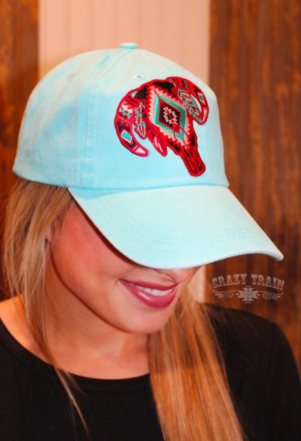 Locomotive Skull Cowboy Hat Baseball Hats Ball Adjustable Caps for Mens Womens