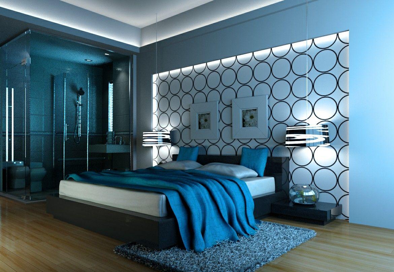 Interior 3d Model. | Decke