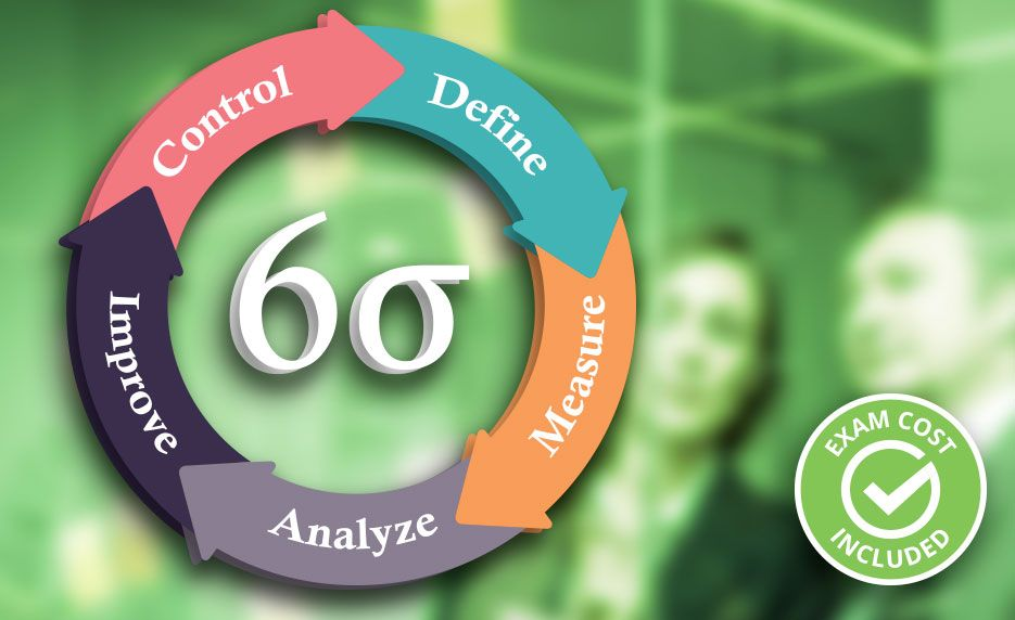 Lean Six Sigma Green Belt With Black Belt With 1 On 1 Project