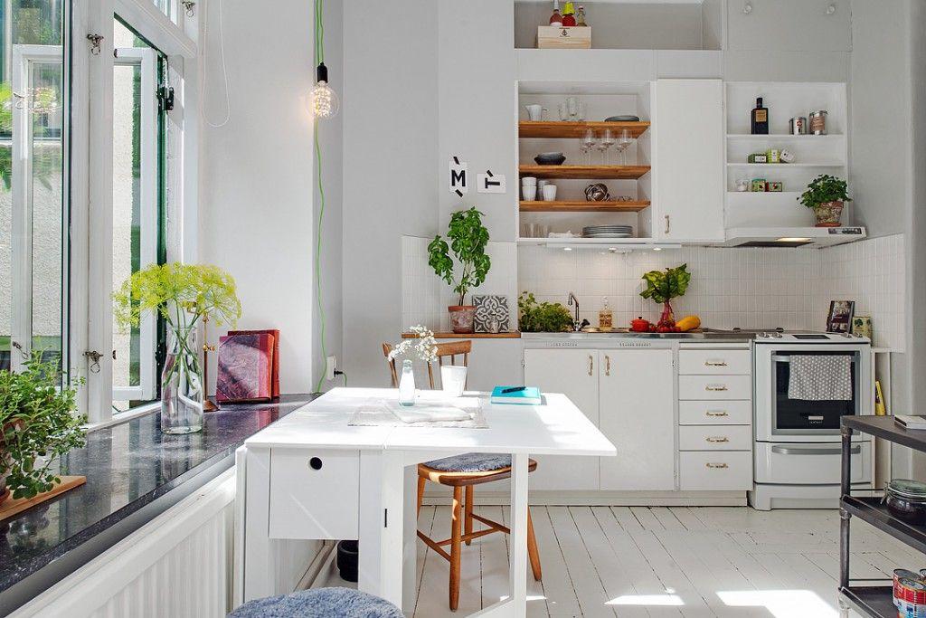 Cocinas Para Pisos Pequeños | Pisos Pequenos Cocina Cuchinando Cocina Pinterest Piso