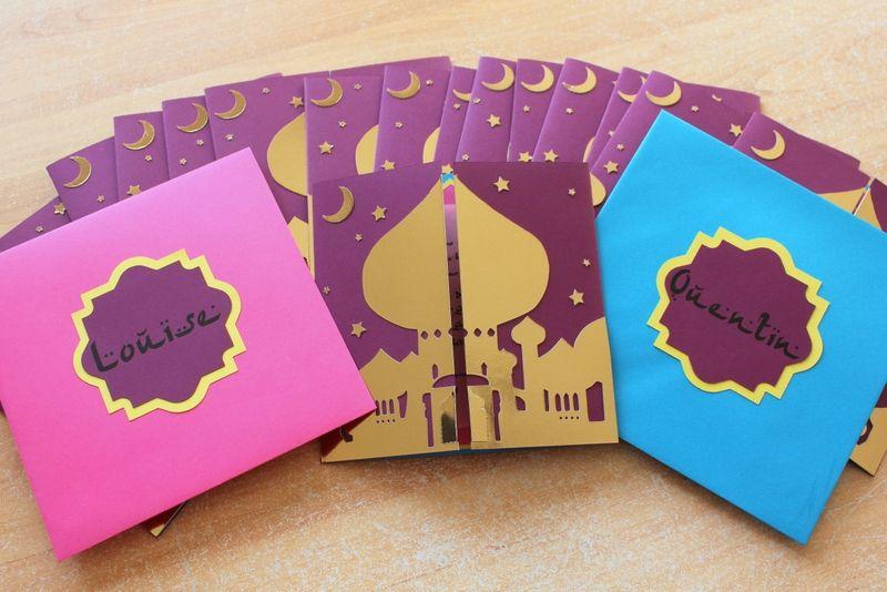 invitations anniversaire Thalia 6 ans (4)