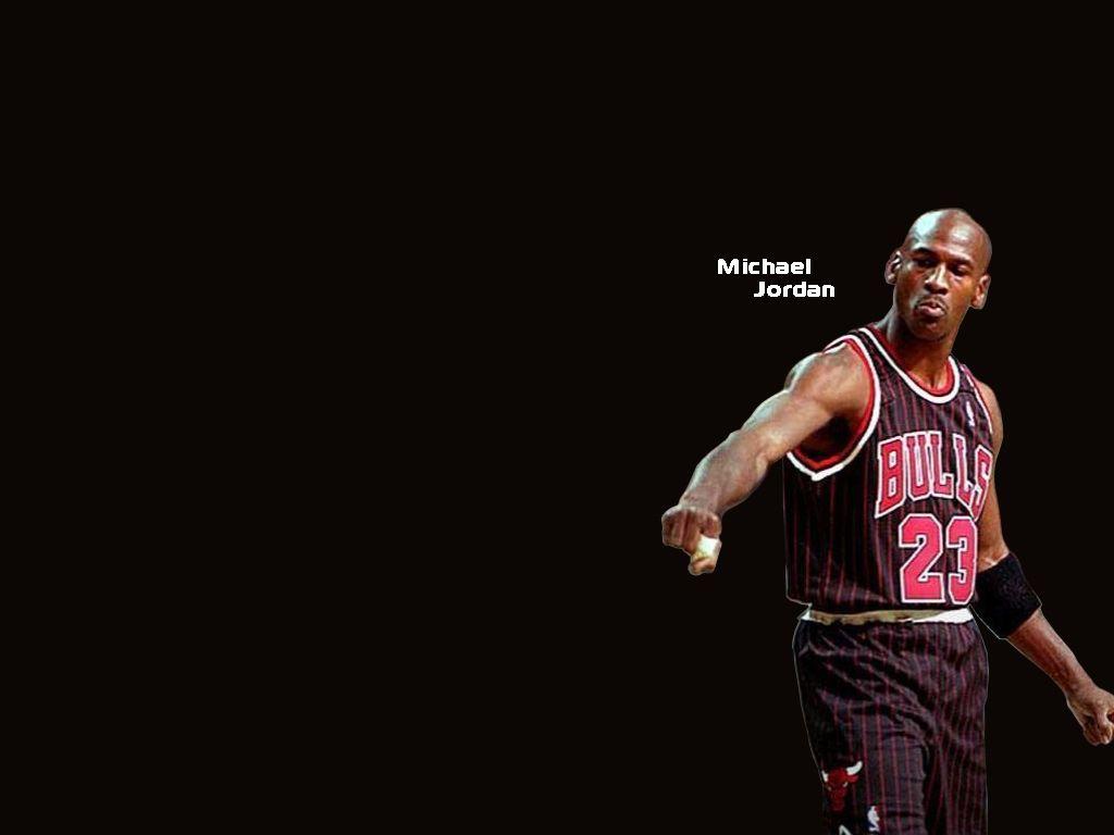 Michael Jordan  Maestro Basketball LarGer Than LiFE