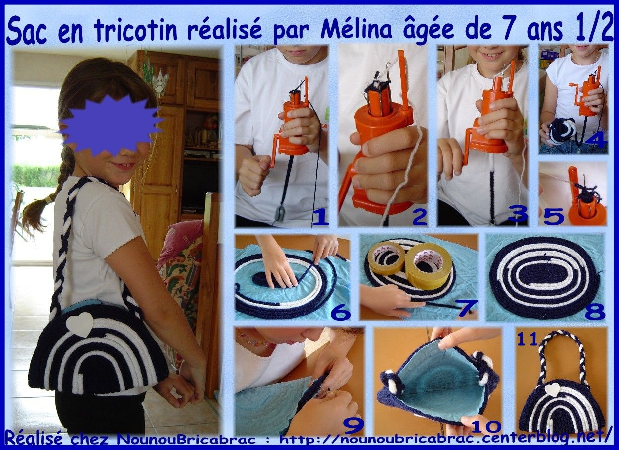 tricotin 5 ans