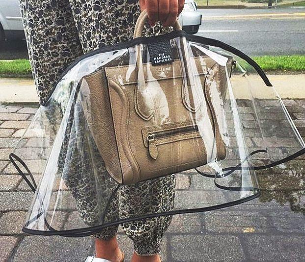 An Umbrella For Your Purse or Handbag