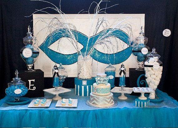 Masquerade Ball Decorations On Pinterest Masquerade