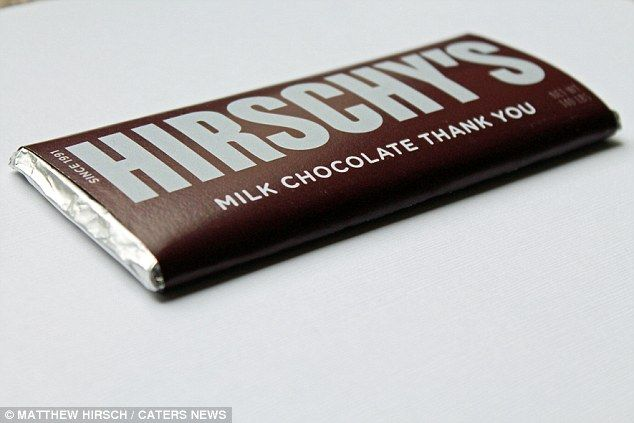 Designer wraps his CV around a chocolate bar Chocolate, Wraps - naming a resume