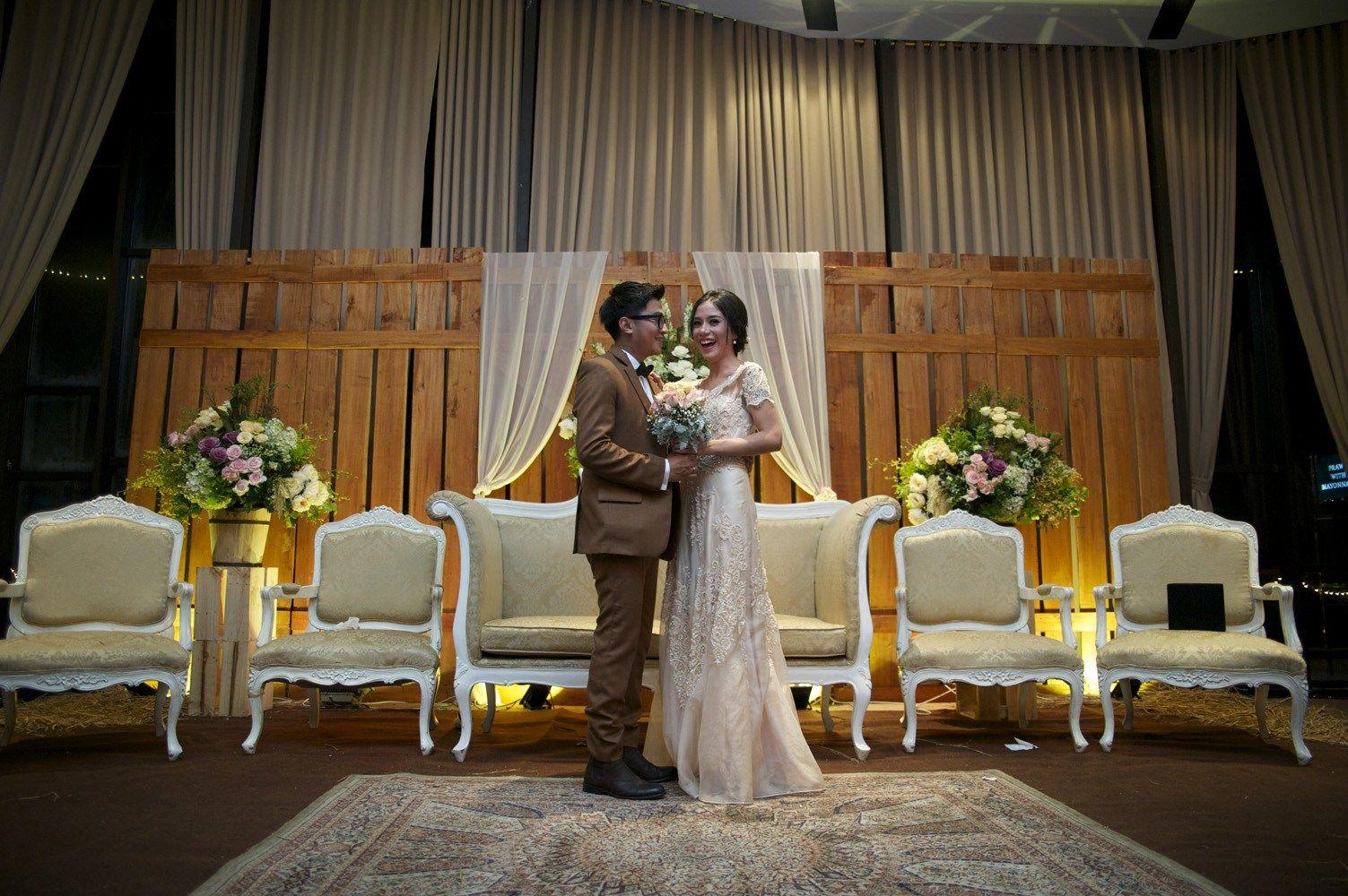 Pernikahan Tema Rustic Pernikahan Ide Perkawinan Dan