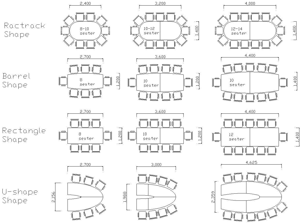 Boardroom Table Sizes Google Search Corporativo