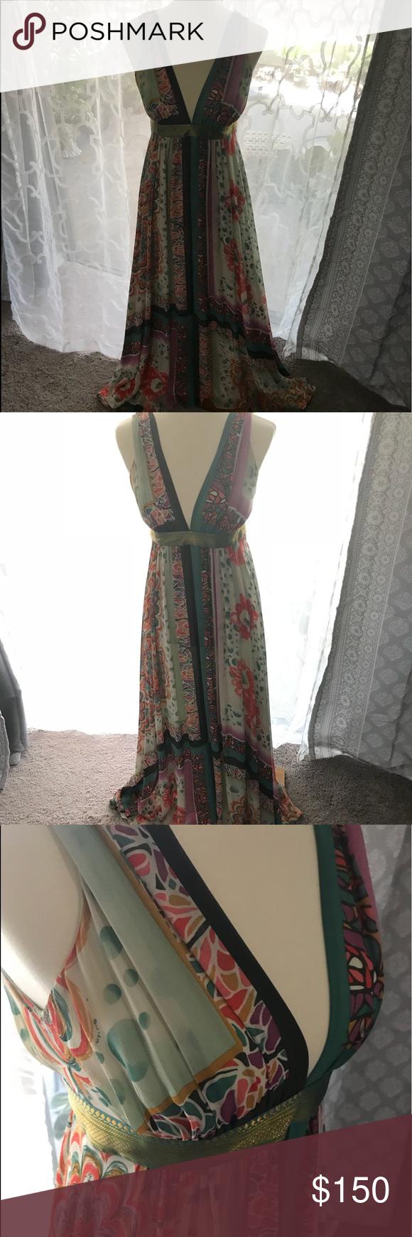 silk dress elegant gown silk dress and nicole miller