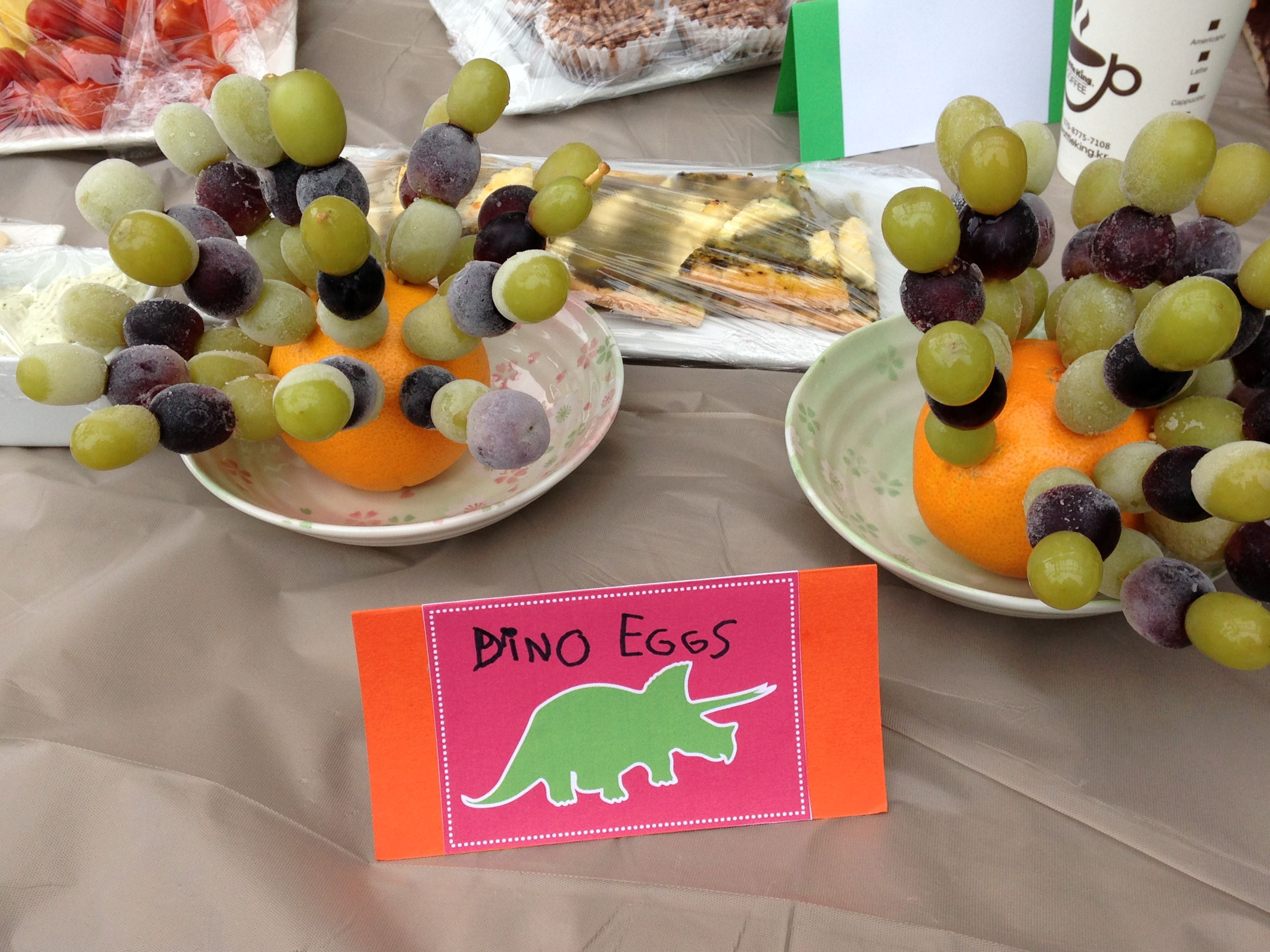 Dinosaur Party Ideas For A 3 Year Old