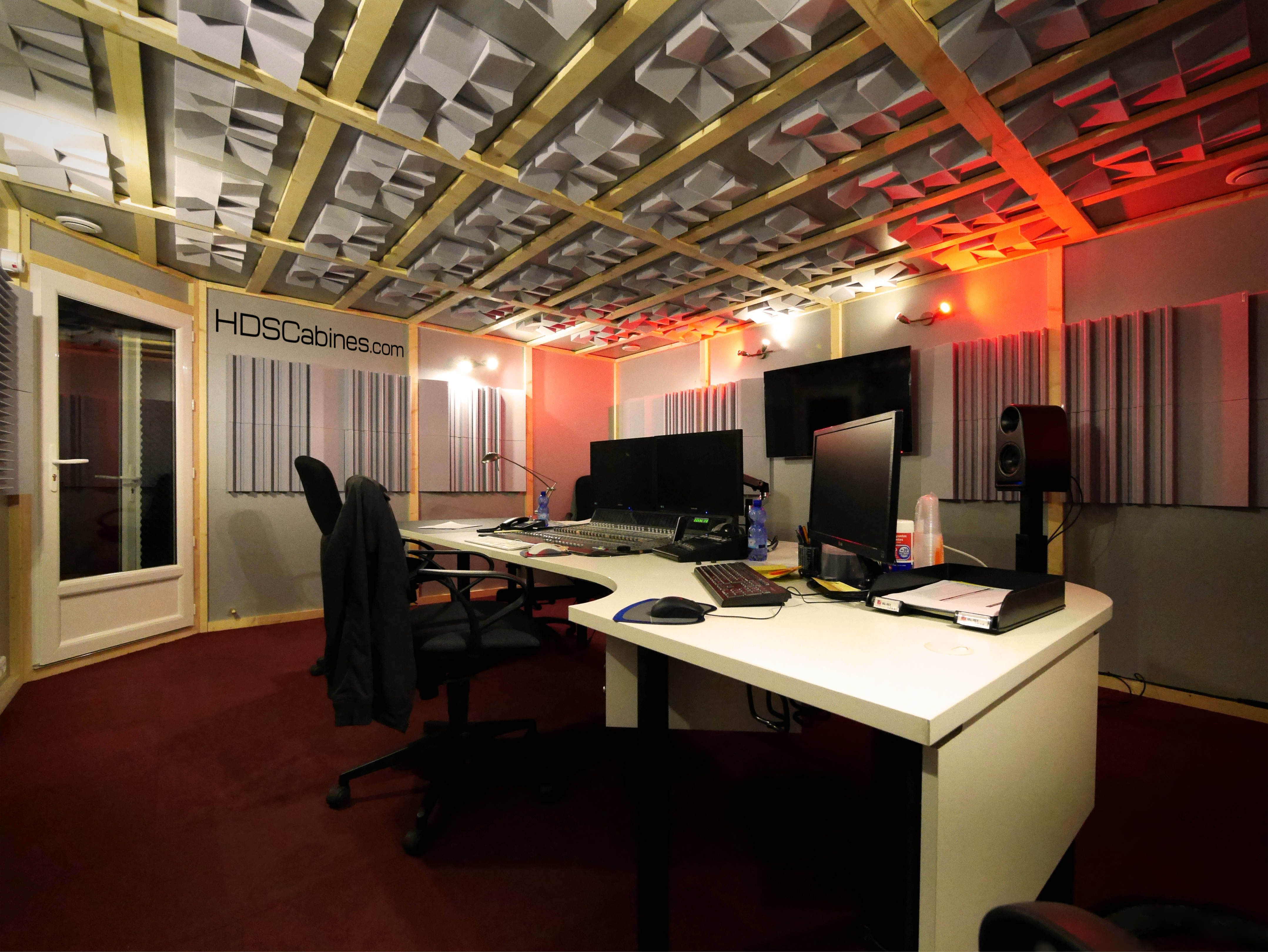studio recording studio acoustic booth acoustic isolation booth