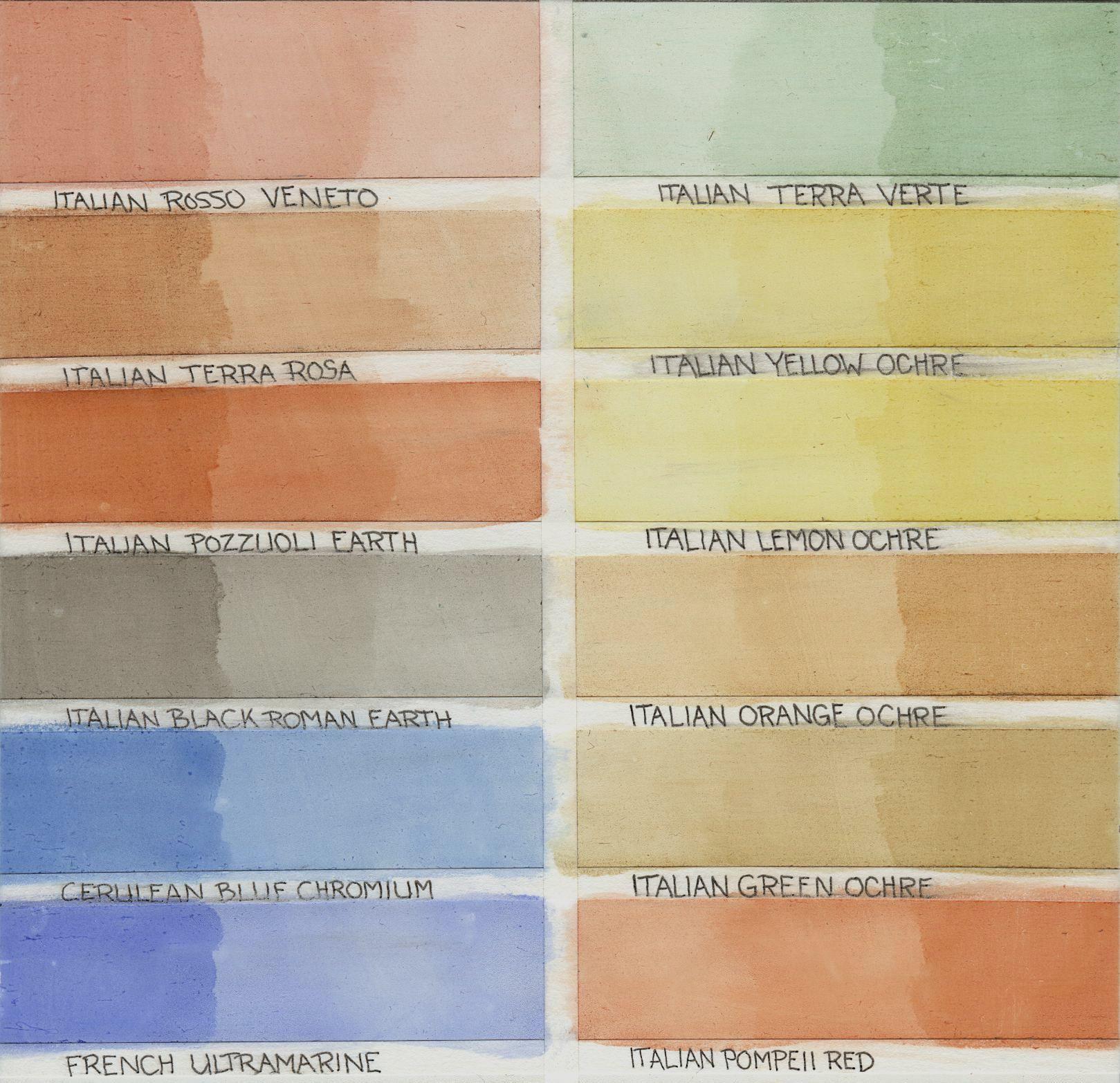 Http Marquetodd Com Wp Content Uploads 2013 05 Williamsburg Italian Earth Oil Paints Jpg Color Paint Refinishing Dream Home Design