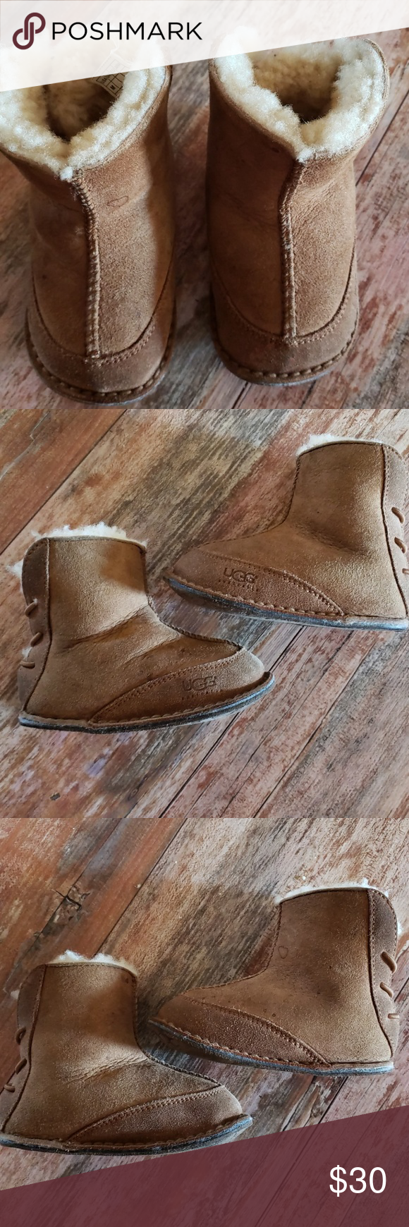 0c09df0d018 Toddler uggs size 5/6 (medium) Very Good used condition. Toddler ...