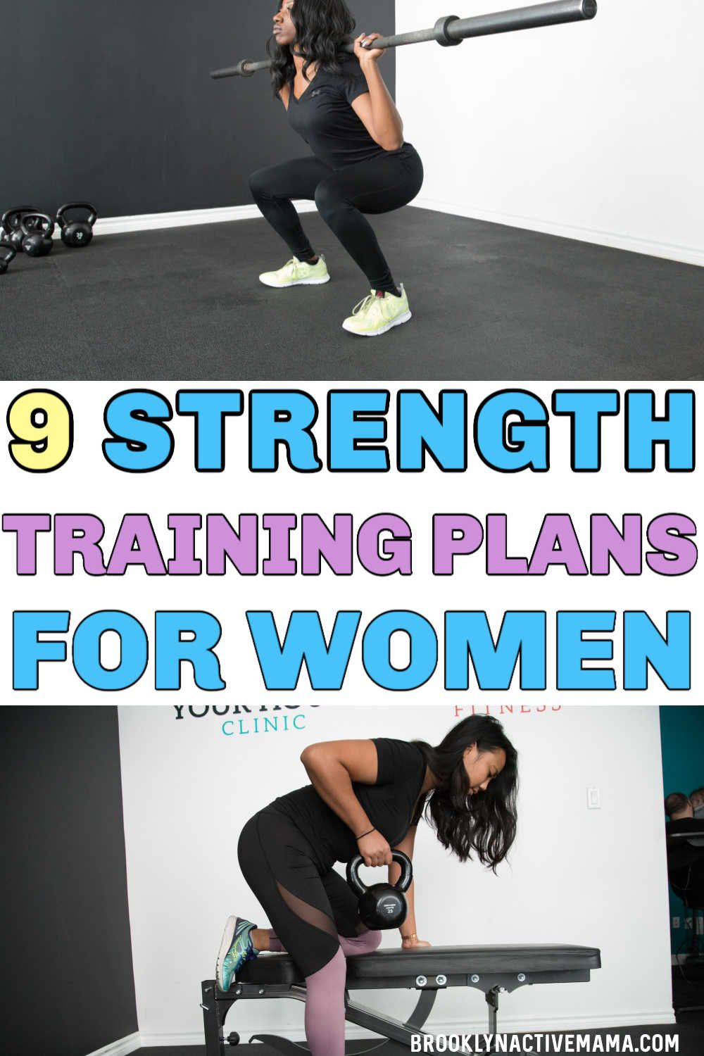 Got Muscle? 9 Beginner Strength Training Routines For Women Strength training for beginners