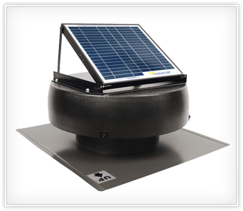 Solar Attic Fan 9910tr From U S Sunlight Corp Solar Attic Fan Solar Powered Attic Fan Solar Powered Fan