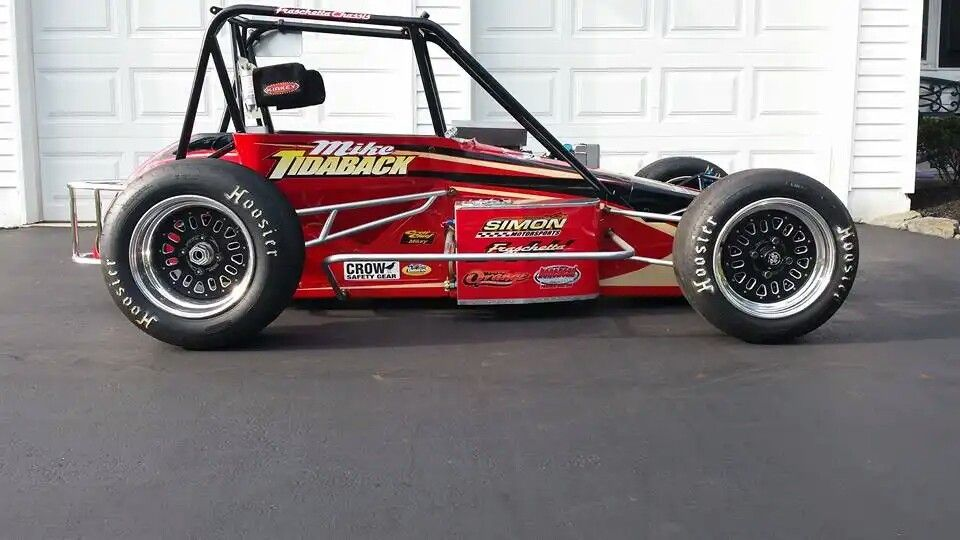 Pin by Gbosig on Racen midgets Old race cars, Sprint