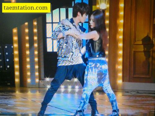 Taemin and BoA - Only One live