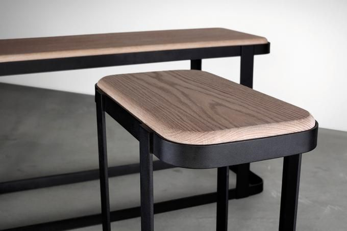 Piano Bench Bd Barcelona The Narcissist Stool Designed By Neri Hu