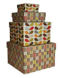orla kiely boxes - Google Search  sc 1 st  Pinterest & orla kiely boxes - Google Search | Front Bedroom | Pinterest | Orla ...