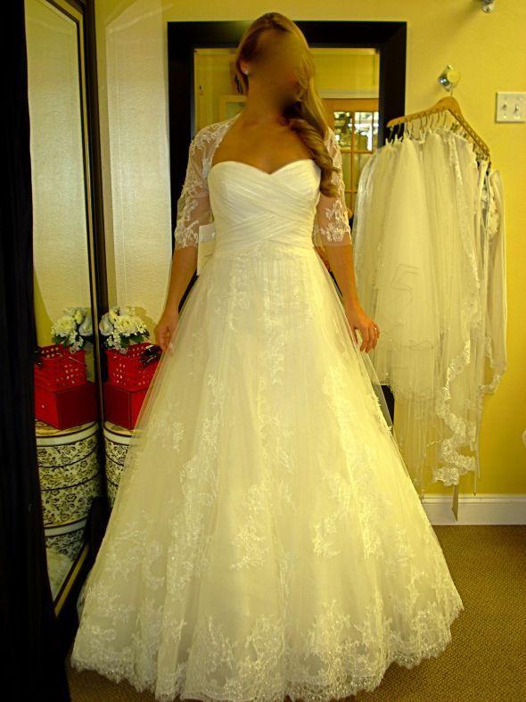 Pronovias Pergola Wedding Dress