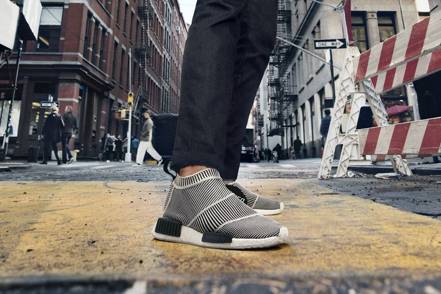 Adidas Originals NMD CS1 City Sock via Sneaker ZimmerMore