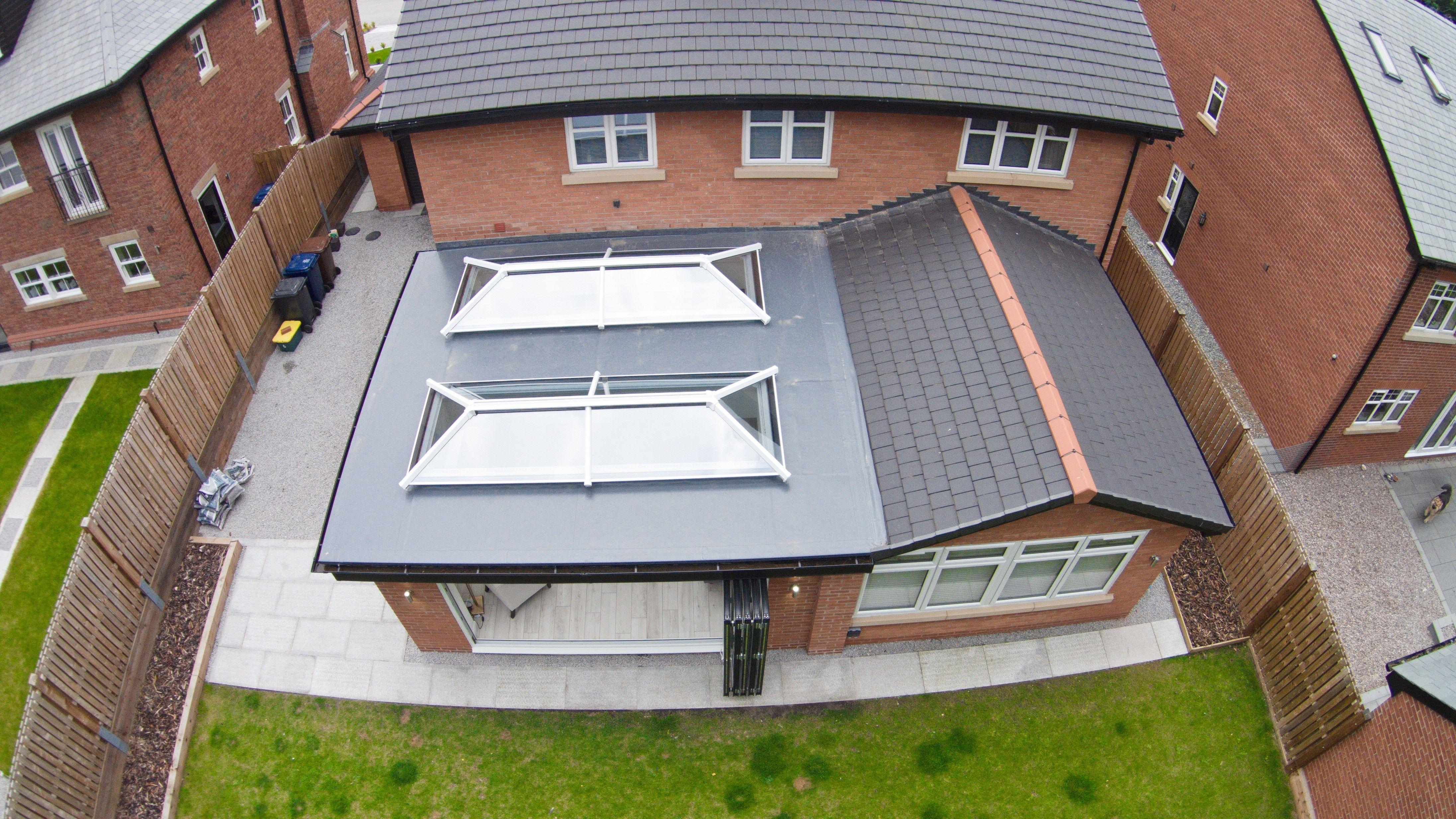 Best An Ultraframe Ultrasky Lantern Roof Roof Lantern House 400 x 300
