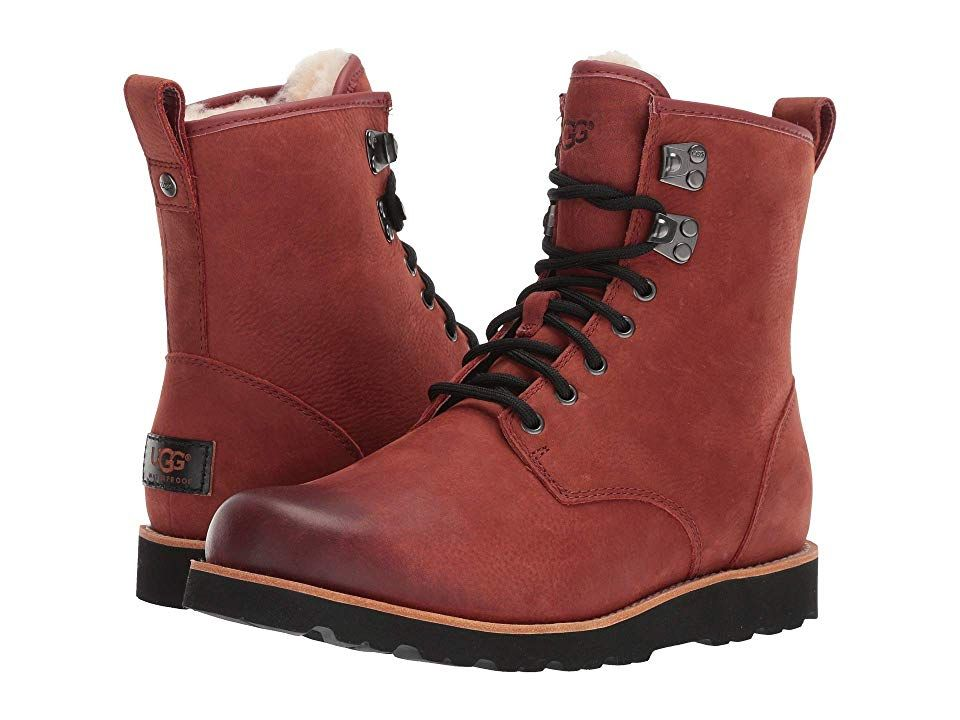 b1f131b3728 UGG Hannen TL (Red Oxide) Men's Lace-up Boots. It's time to get ...