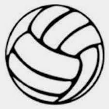 Image Result For Volleyball Drawings Tumblr Drawing Pinterest - Custom volleyball car magnets