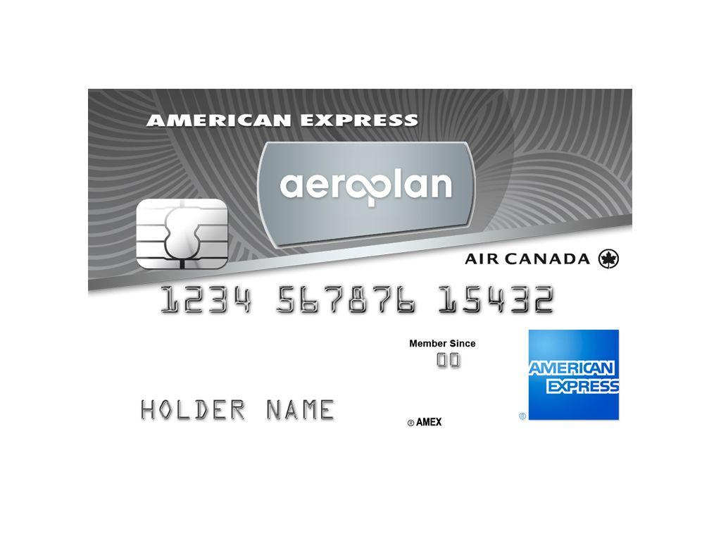 Aeroplan American Express Credit Card Psd Template In 2020 American Express Credit Card Psd Templates Templates