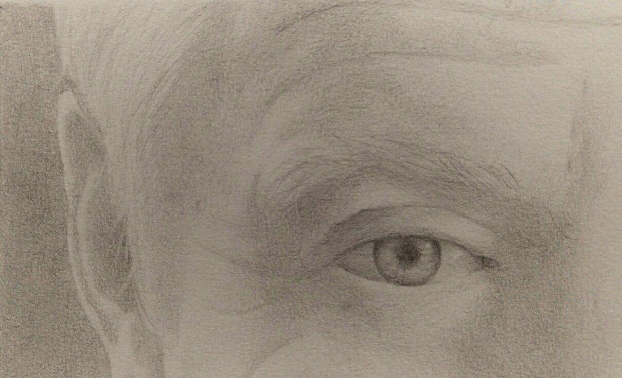 Robin williams eye