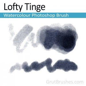 Lofty Tinge Photoshop Watercolor Brush Watercolor Brushes