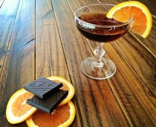 Today's cocktail: Chocolate Orange Today's ingredients: kahlua, agricole rum, Cointreau Today's vocabulary: pluff mud Yep, it's been a minute since the last post. I keep picking up more and more...