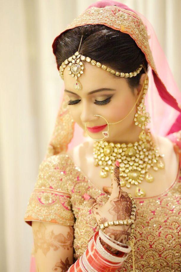 Bridal Makeup- delhi - makeupartist - best makeup artist - new delhi - makeup by shubhangi trehan - FunctionMania features Best vendors, True stories, ...