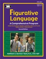figurative language - comprehensive program