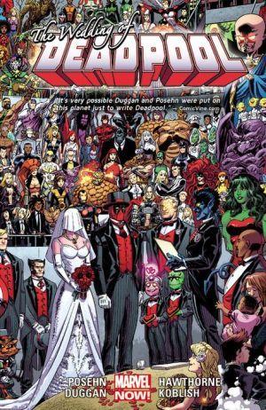 Deadpool Volume 5 Wedding Of Deadpool Marvel Now Paperback Marvel Comics Covers Marvel Now Marvel Deadpool
