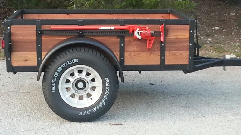 Custom Bug Out Trailers : Harbor freight trailer finish google search house
