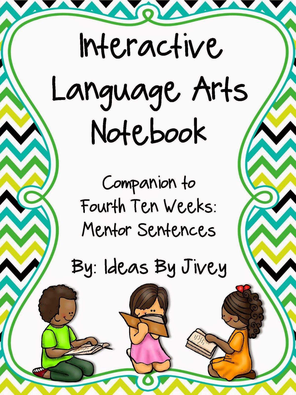 Must Read Mentor Text Mentor Sentences And Freebie With