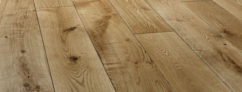 Rustic Cathedral Oak Engineered Flooring