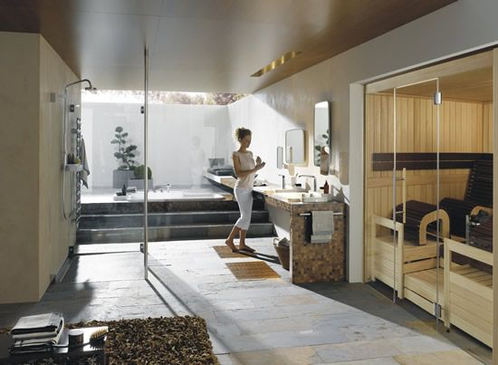 Sauna Bathroom   Google Search