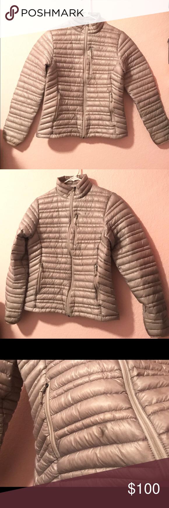 Women's Patagonia 'Ultralight' Down Puff Jacket S