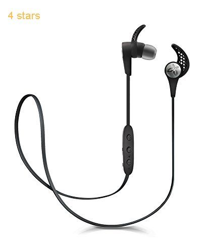 Jaybird X3 Sport Bluetooth Headset for iPhone and Android  Blackout