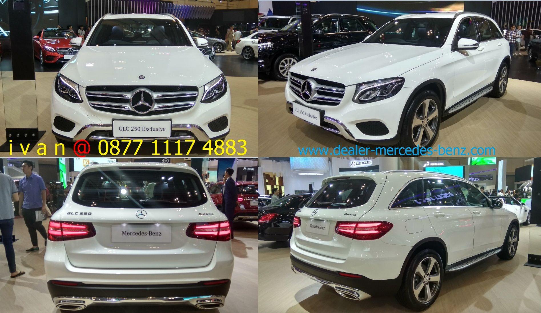 Mercedes Benz Glc 250 Exclusive Mobil Baru Mobil