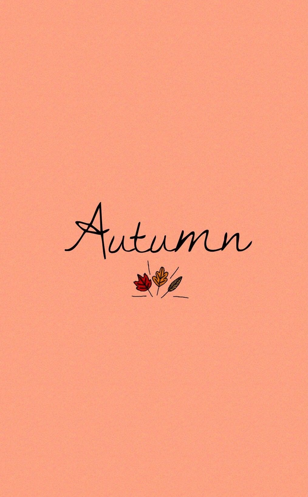 Cute Aesthetic Wallpapers Fall