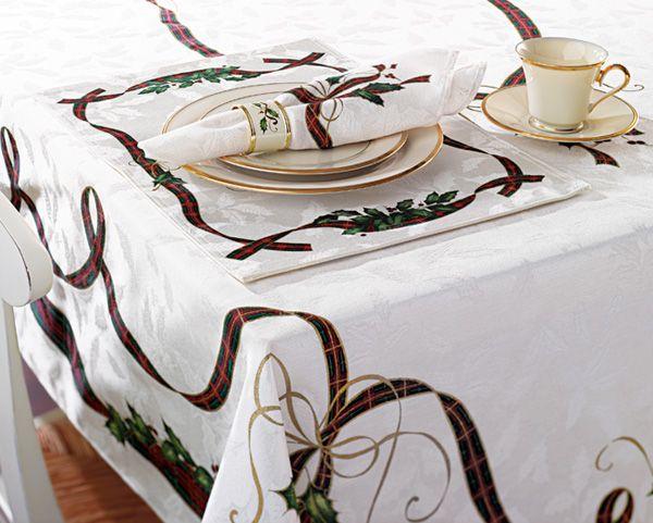Lenox Holiday Nouveau Table Linens Belk Com Belk Holidays