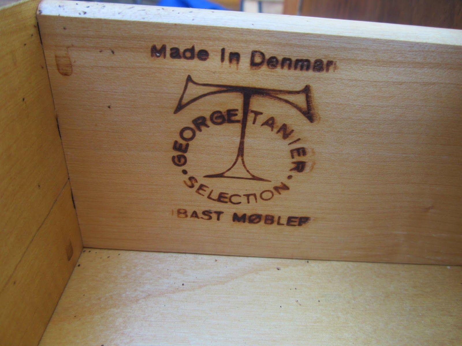 Pin On Mid Century Modern Makers Mark
