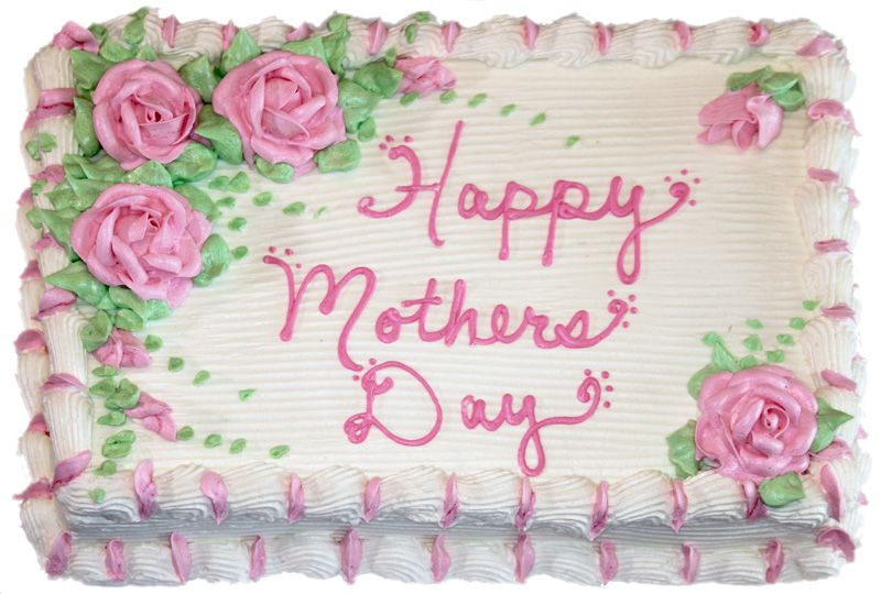 Mother S Day Cake With Images Mothers Day Cake Fathers Day