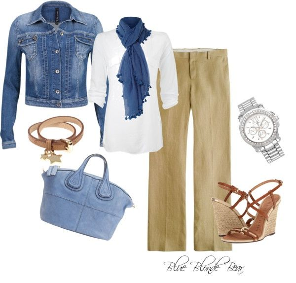Casual Work Outfits | Casual Office Work outfit